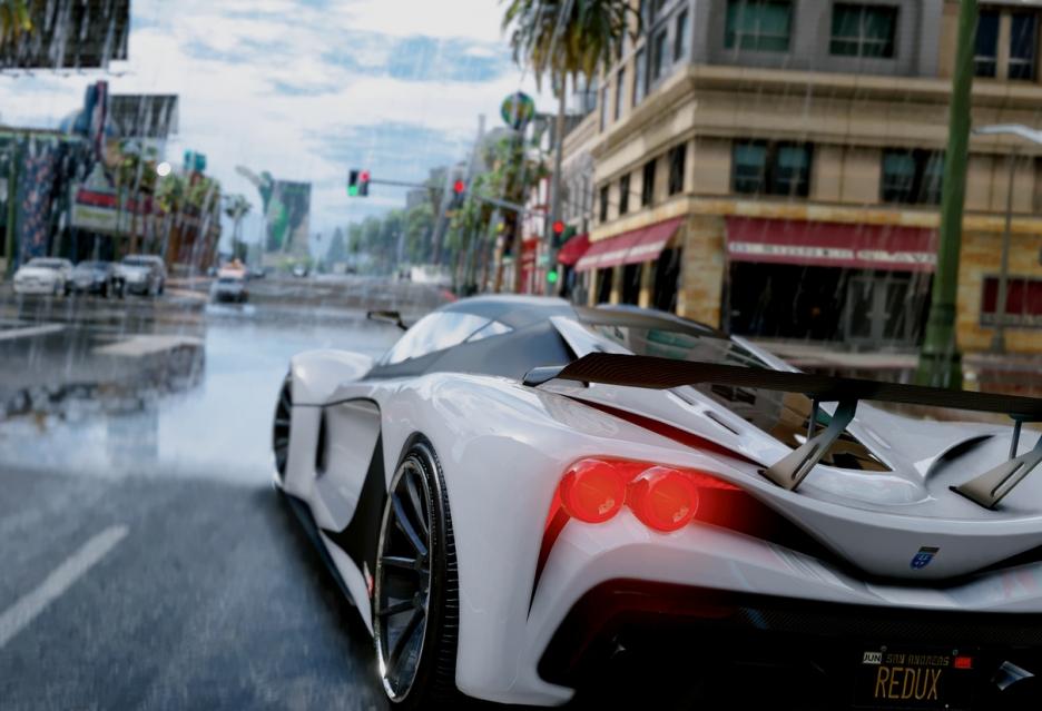 Mod GTA 5 Redux opóźniony - na osłodę nowy zwiastun