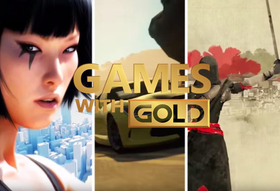 Gorący zestaw gier w Games with Gold na wrzesień