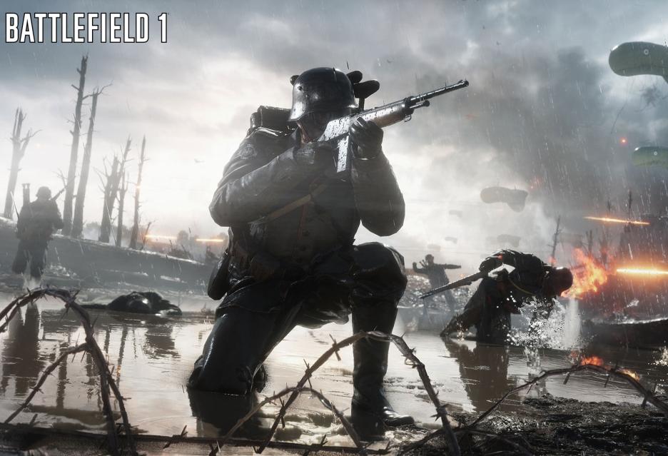 Jak zmienna pogoda wpływa na rozgrywkę w Battlefield 1?