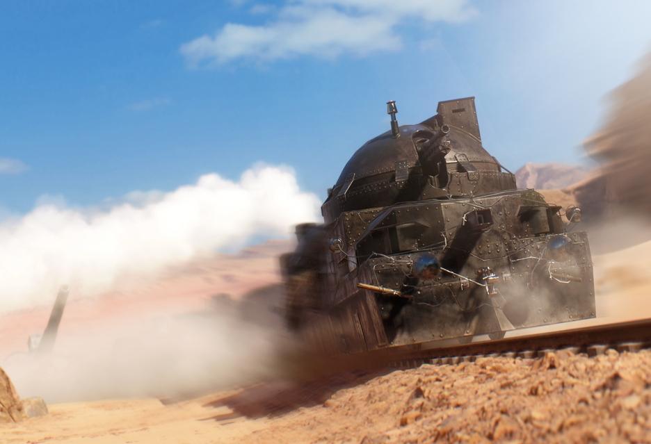 Grafika w wersji beta Battlefield 1 na PC i konsolach - porównanie