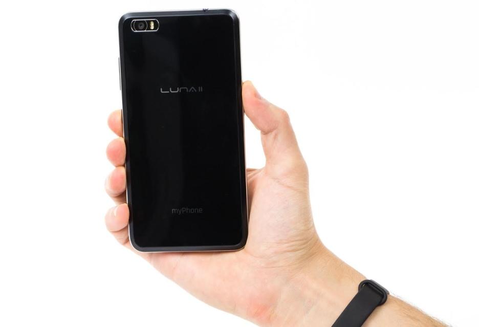Topnotch myPhone Luna II - test i recenzja UP09