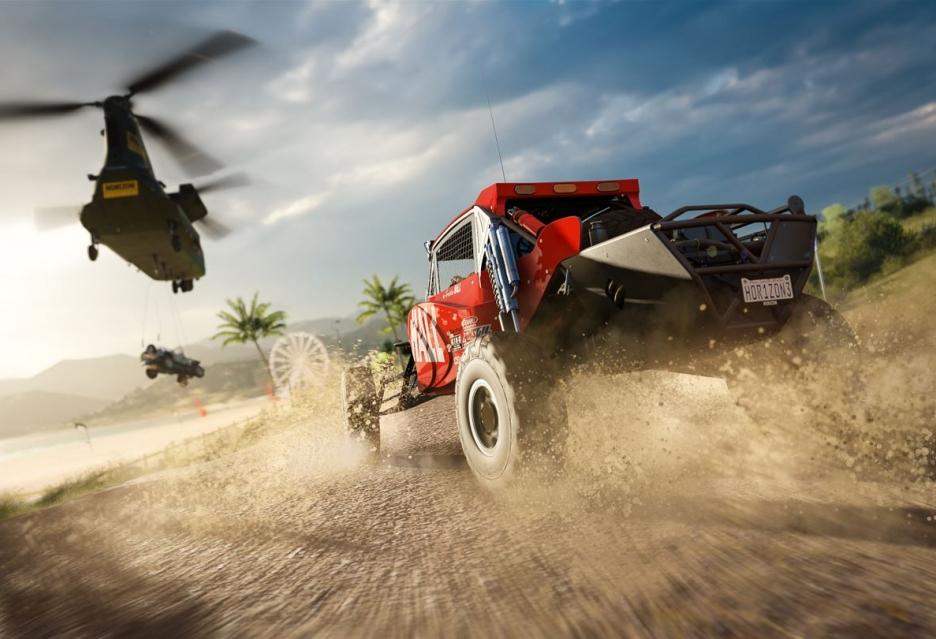 Demo Forza Horizon 3 będzie dostępne już jutro