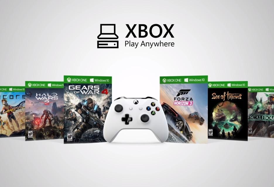 Wystartował program Xbox Play Anywhere - Xbox One i PC w jednej drużynie