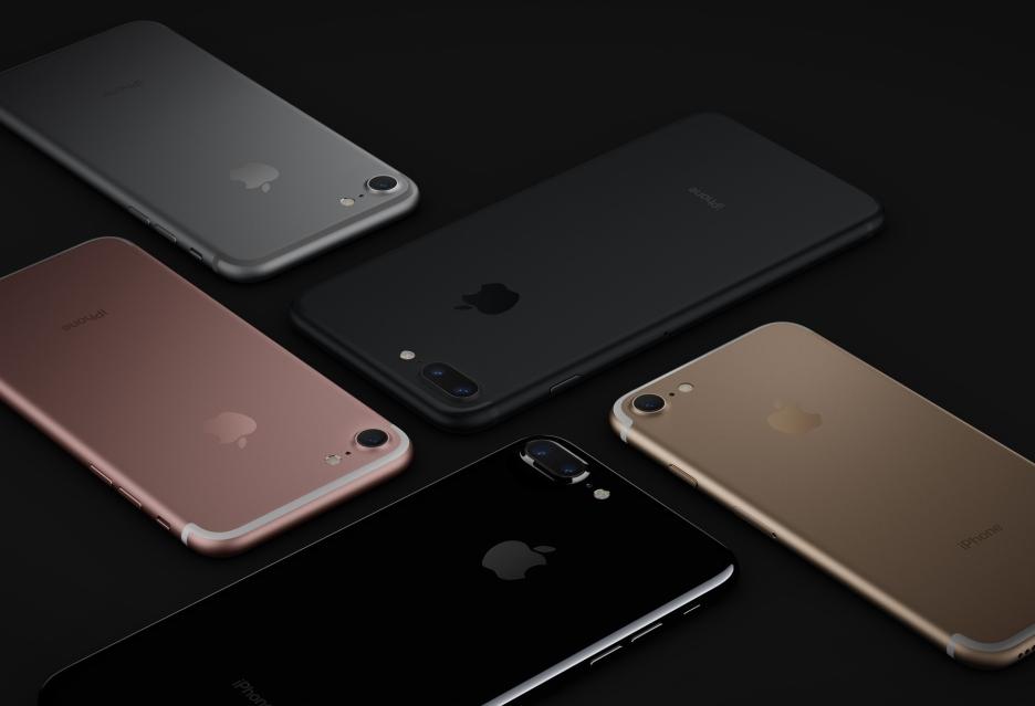 Zaskoczenia nie ma - iPhone 7 i iPhone 7 Plus rozchwytywane
