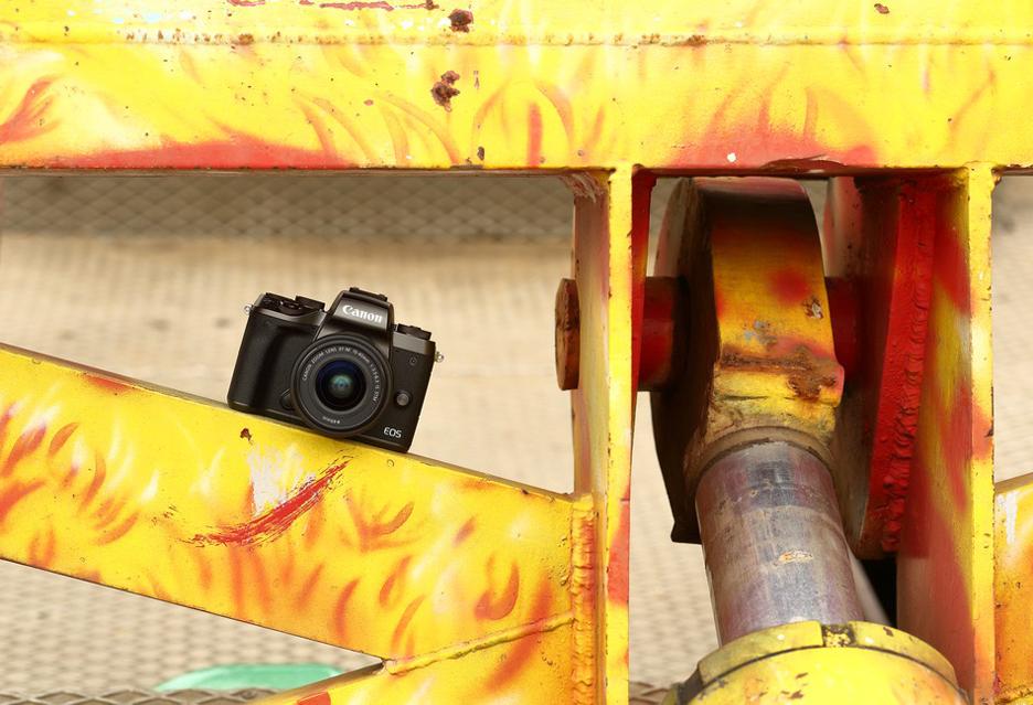 Canon EOS M5 - wreszcie bezlusterkowiec na jakiego zasługuje Canon