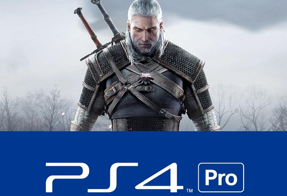 Wiedźmin 3: Dziki Gon raczej bez wersji dedykowanej PS4 Pro
