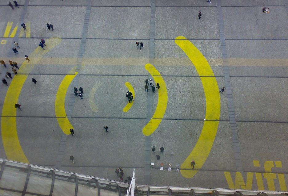 Otwarte hotspoty Wi-Fi? Czas się z nimi pożegnać