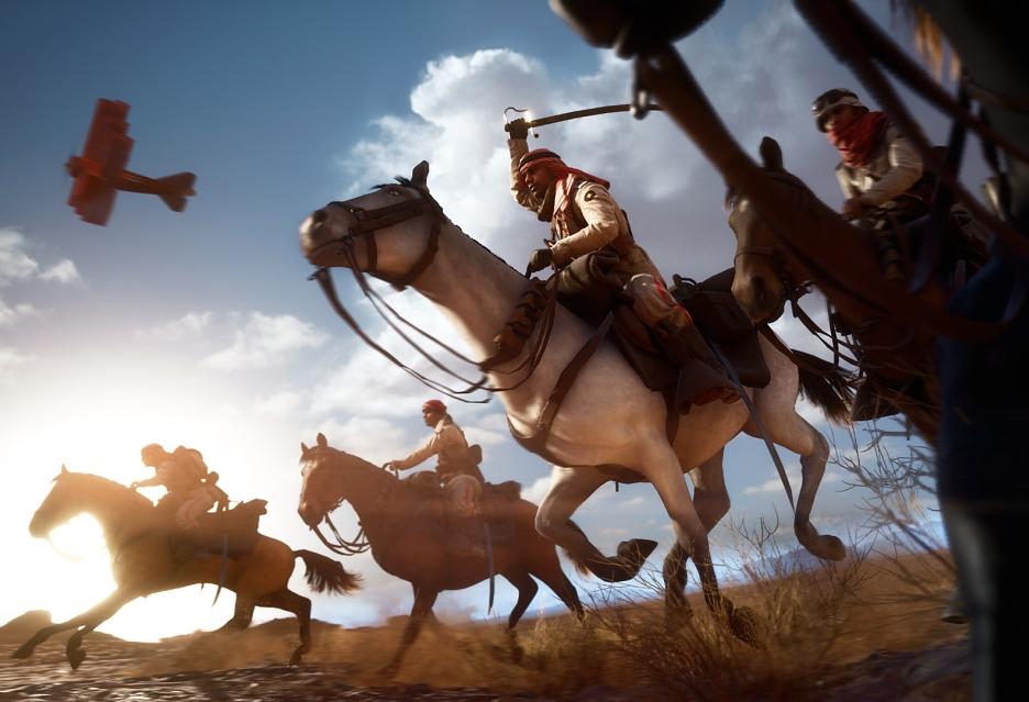 Beta testy Battlefield 1 okazały się rekordowe
