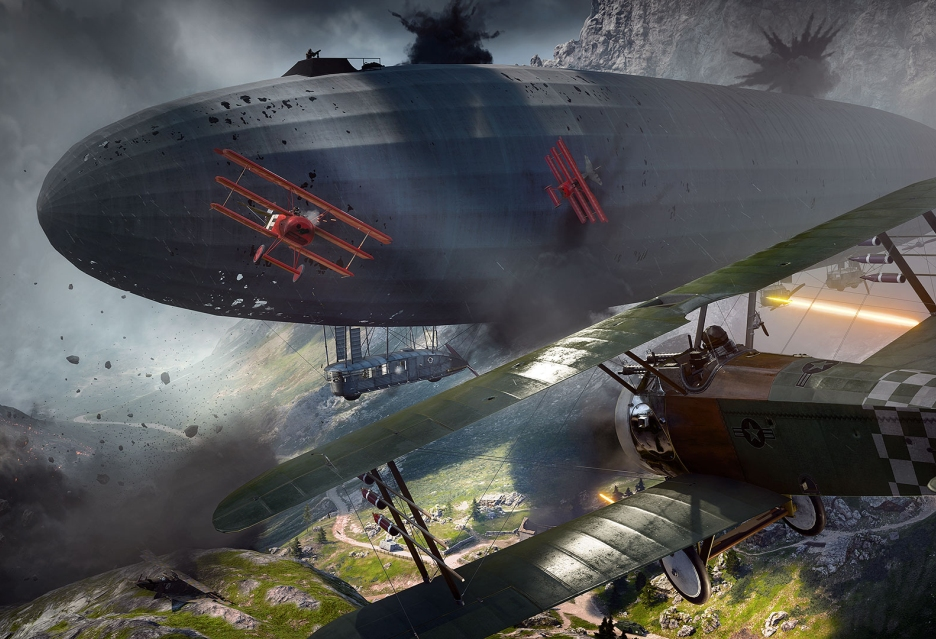 Oto ostateczne wymagania sprzętowe Battlefield 1