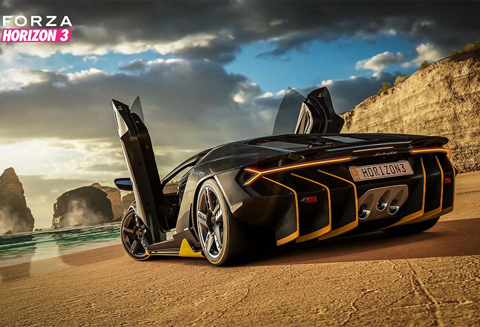 Forza Horizon 3 - testy wydajności kart graficznych   zdjęcie 1