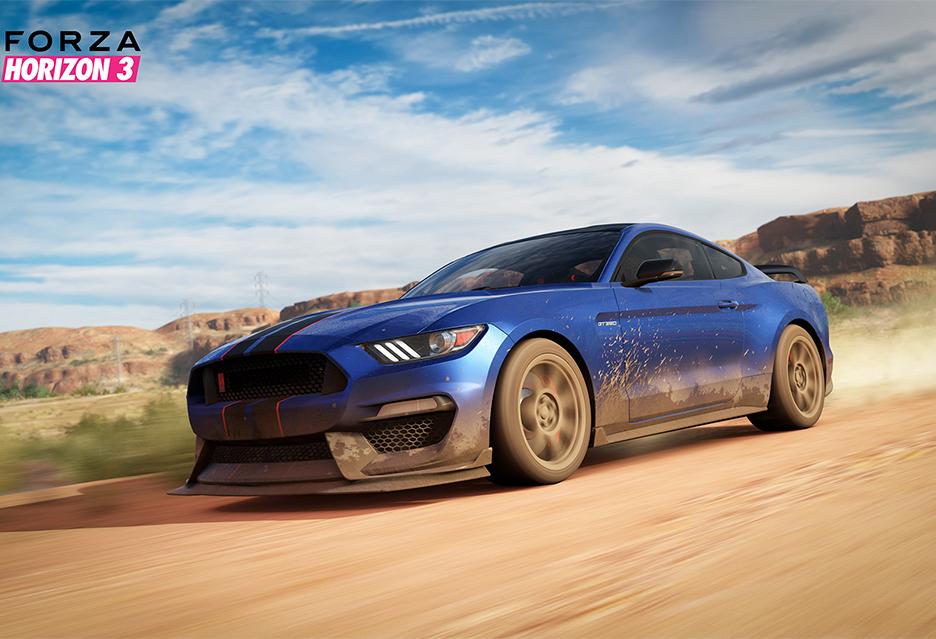 Forza Horizon 3 - testy wydajności kart graficznych   zdjęcie 2