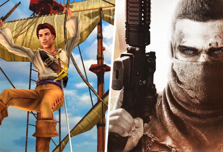 Zgarnij 3 gry za darmo - wśród nich Spec Ops: The Line i Sid Meier's Pirates!