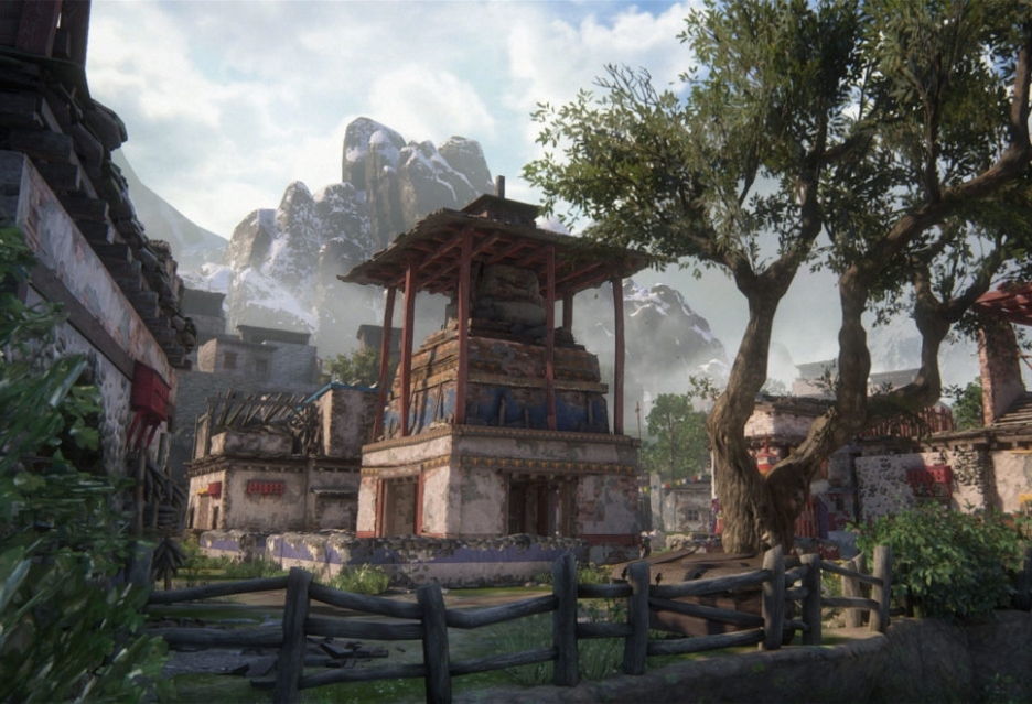 Uncharted 4 od dziś bogatsze o dodatek Bounty Hunters