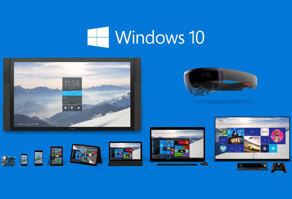 Windows 10 na 400 mln urządzeń - to raczej przeciętny wynik