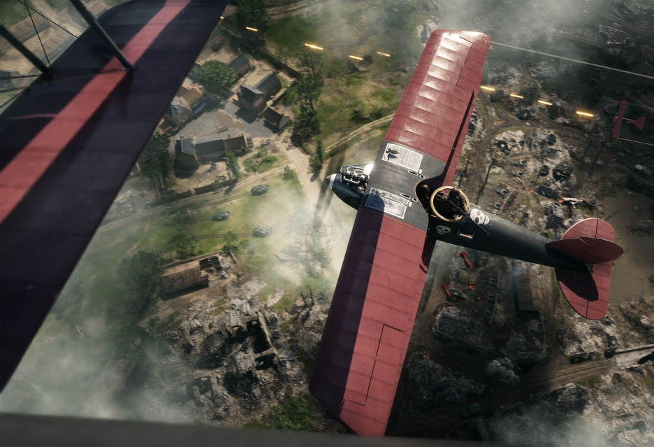 Battlefield 1 zawita do EA Access i Origin Access ze sporą zawartością