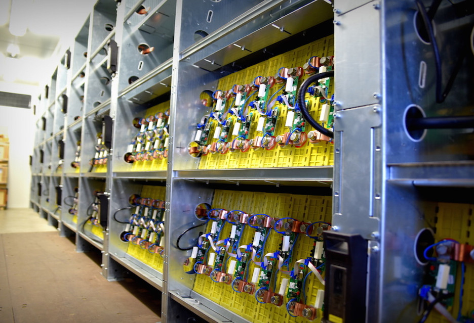 Energa tworzy system magazynów energii