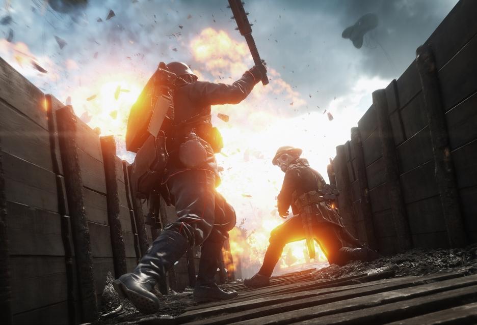 Battlefield 1 z rozbudowanym trybem obserwatora
