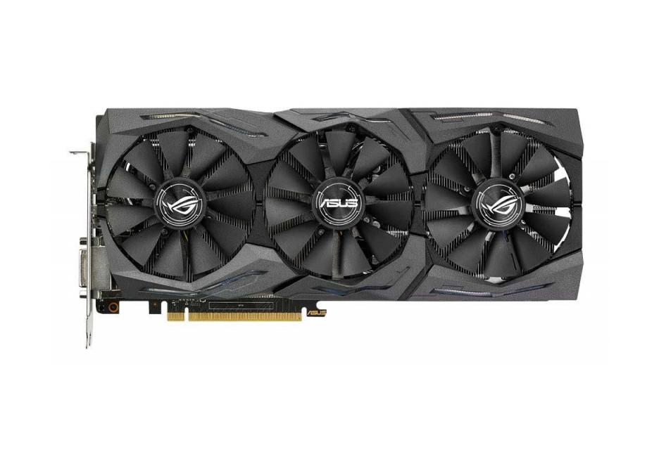 ASUS GeForce GTX 1070 Strix Gaming - jakość w (adekwatnej?) cenie | zdjęcie 2