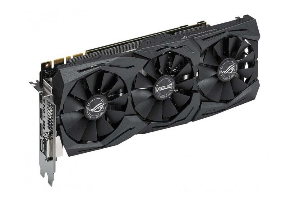 ASUS GeForce GTX 1070 Strix Gaming - jakość w (adekwatnej?) cenie | zdjęcie 1