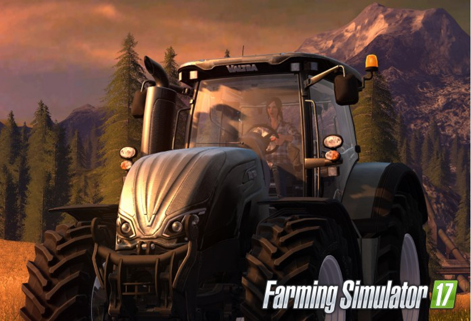 Farming Simulator 17 Zajrzyjmy Do Garażu