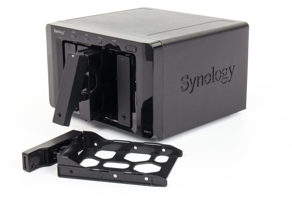 Synology DX513 - a dysków będzie 5, a terabajtów 50 | zdjęcie 2