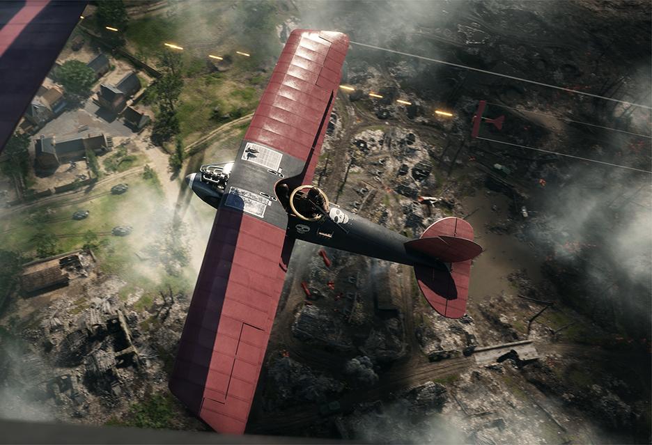 Battlefield 1 - testy wydajności kart graficznych | zdjęcie 4