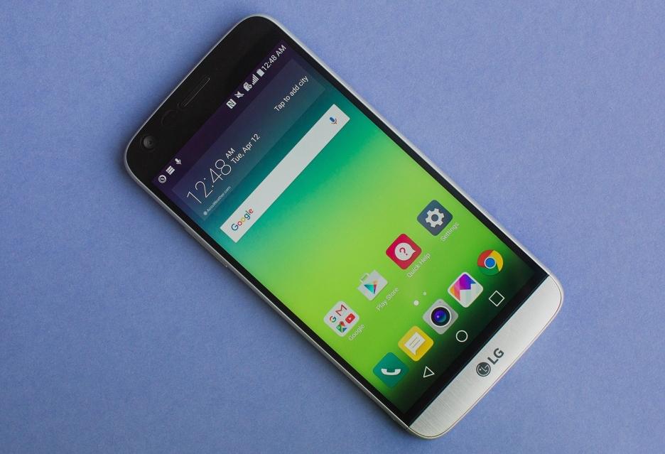 LG G5 z Androidem 7.0 Nougat w listopadzie