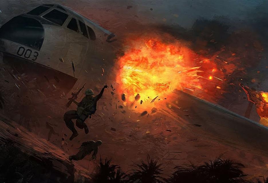 Następne Call of Duty z akcją w Wietnamie?