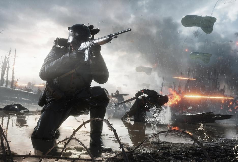 Świetny zwiastun na premierę świetnej gry - Battlefield 1 już dostępny