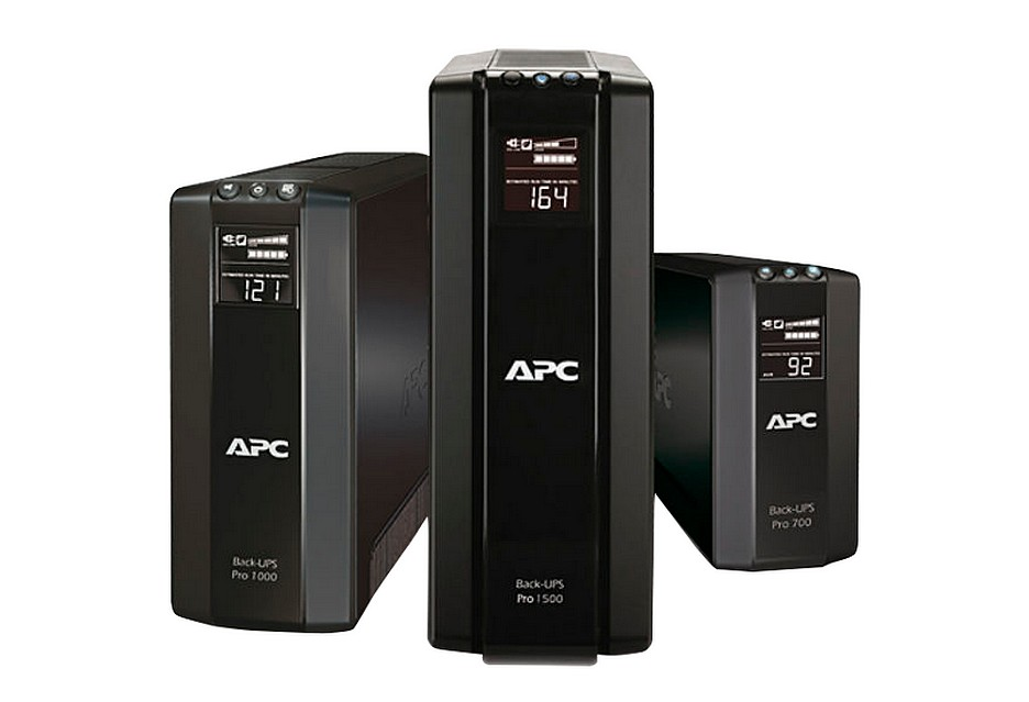 APC Back-UPS Pro 550 – najmniejszy z braci | zdjęcie 2