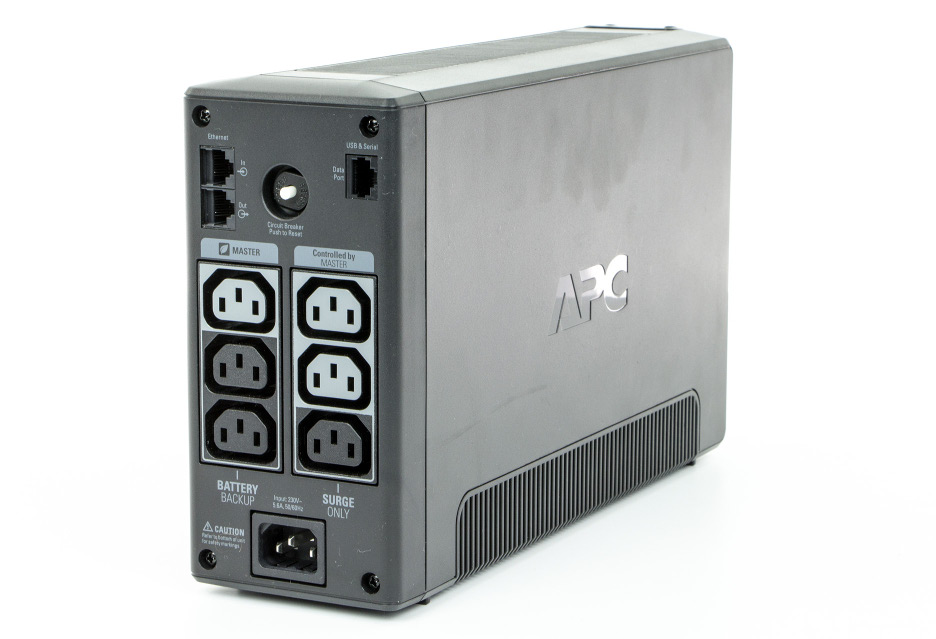 APC Back-UPS Pro 550 – najmniejszy z braci | zdjęcie 4