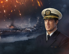 Steven Seagal jako kapitan okrętu w World of Warships