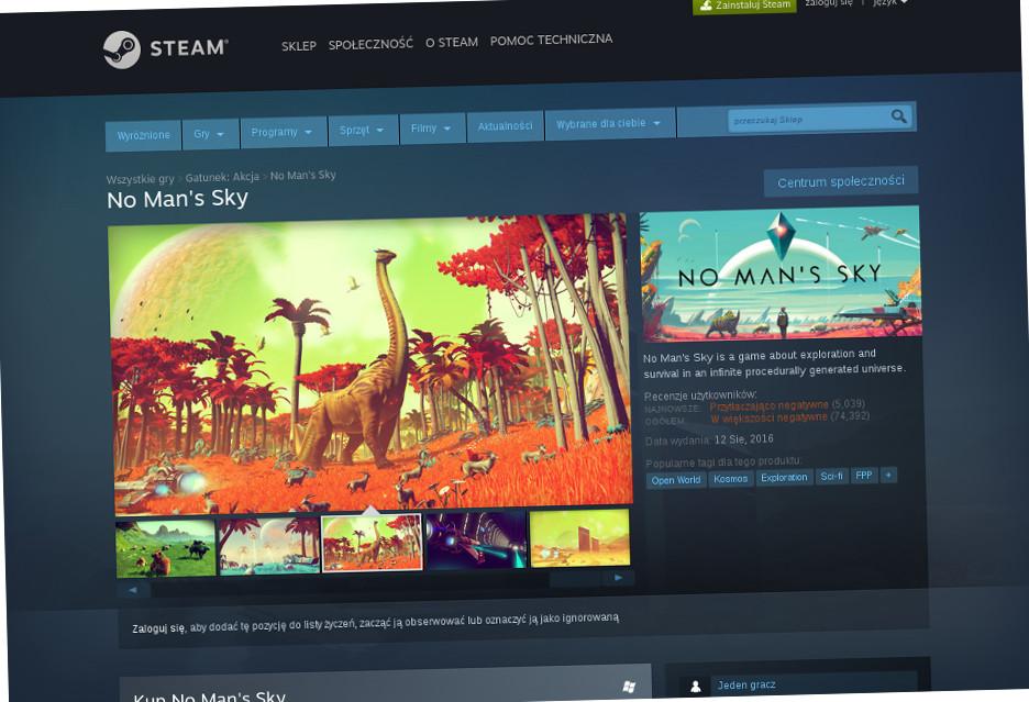Steam nie oszuka nas już pięknymi, podrasowanymi screenami