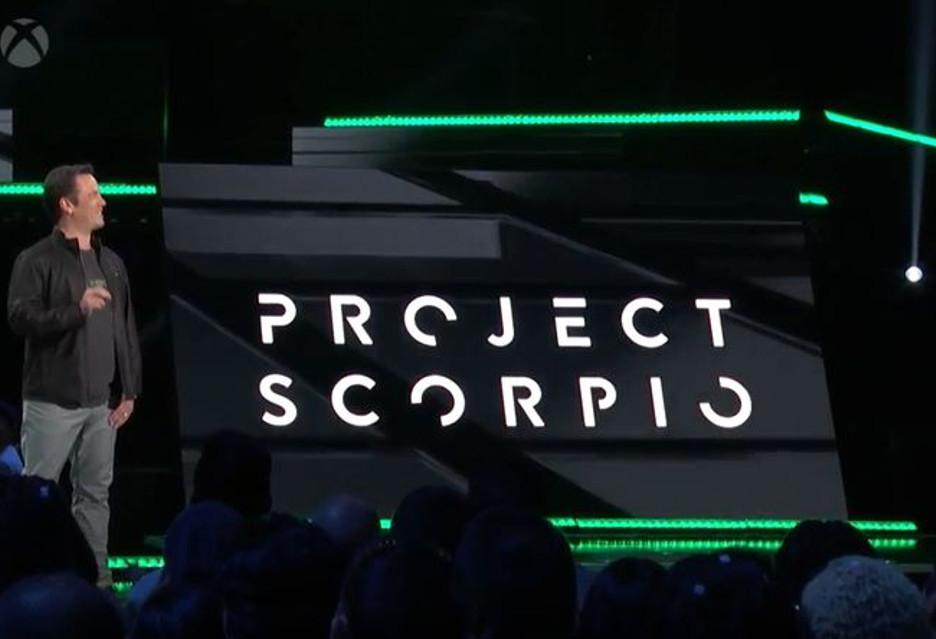 Na Project Scorpio pogramy też w gry z poprzednich Xboksów