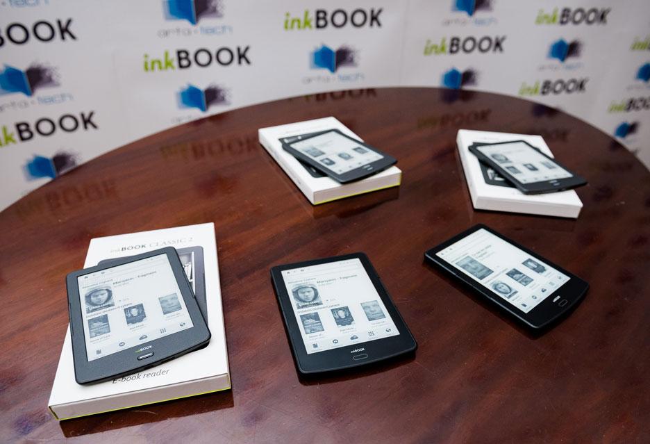 inkBook Classic 2 i inkBook Prime - czytniki e-booków zaprojektowane w Polsce (wrażenia)