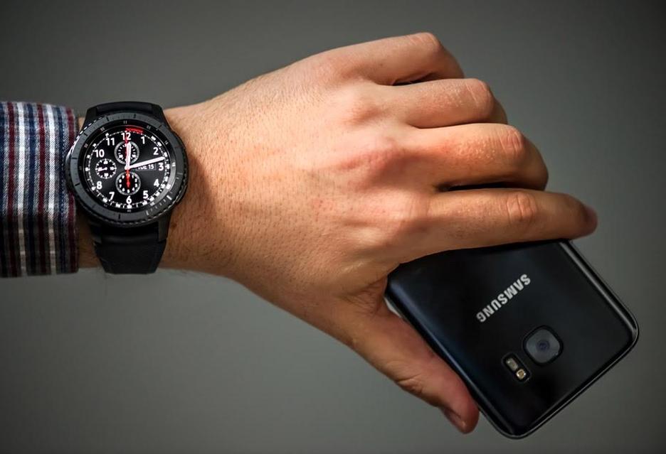 Unboxing Gear S3 Frontier - topowy smartwatch już w naszej redakcji