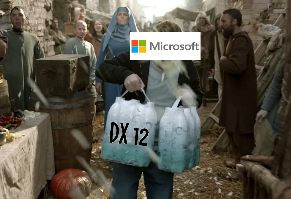 Quantum Break - DirectX 12 vs DirectX 11 | zdjęcie 1