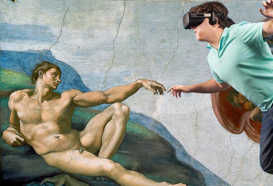 Pierwsza generacja VR już tu jest. I jest rozczarowująca | zdjęcie 1
