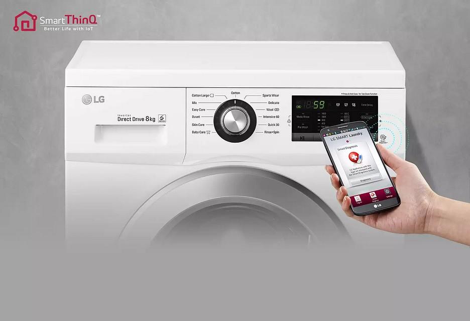 Jak obsługiwałem pralkę smartfonem przez NFC | zdjęcie 1