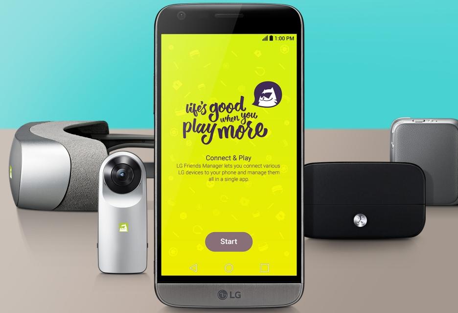 Android 7.0 Nougat dla LG G5 w Polsce