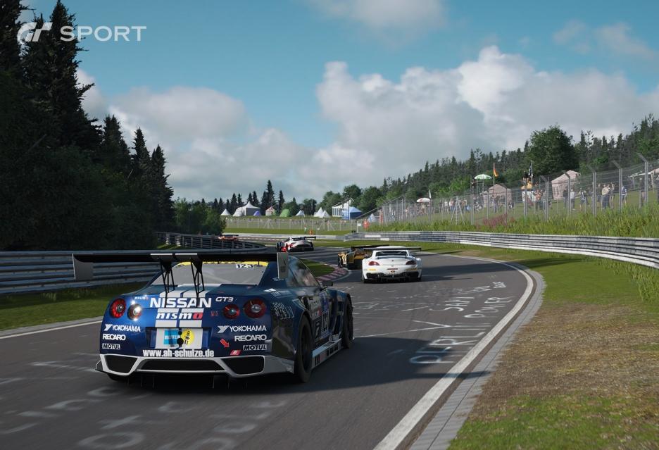 Krótka przejażdżka z nowym zwiastunem Gran Turismo Sport