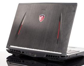 MSI GT62VR - laptop do grania w Full HD