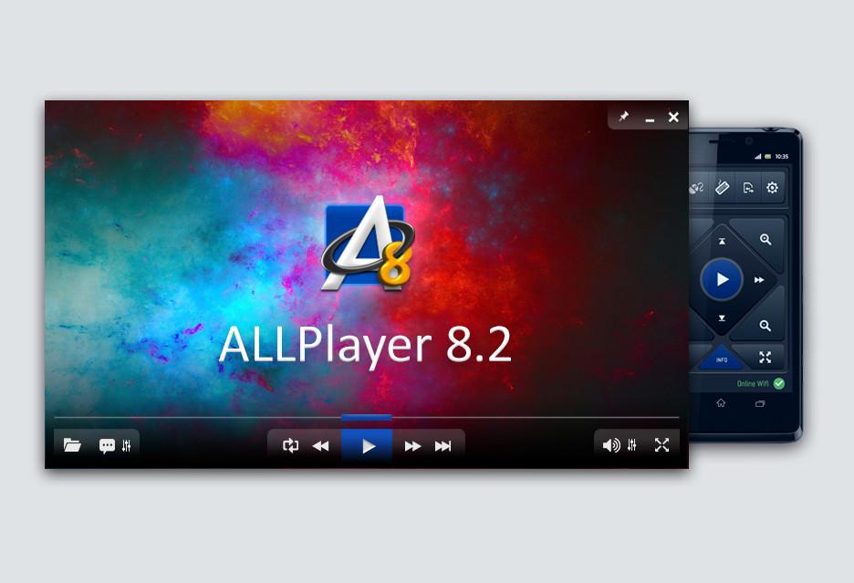 ALLPlayer 8.2 z poprawkami do pobrania - popularny odtwarzacz wideo