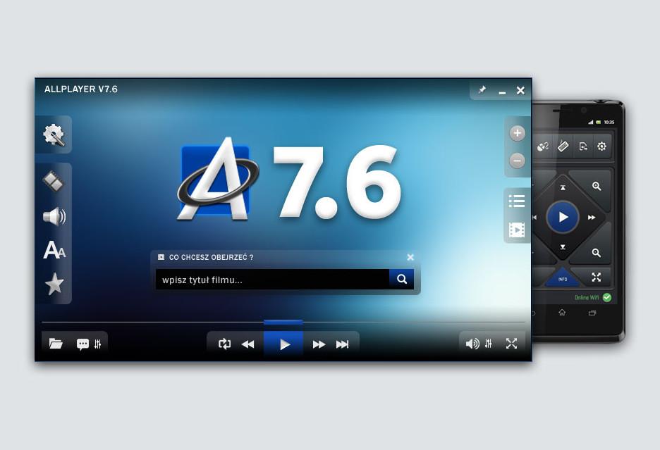 ALLPlayer 7.6 do pobrania - ulepszony odtwarzacz multimedialny