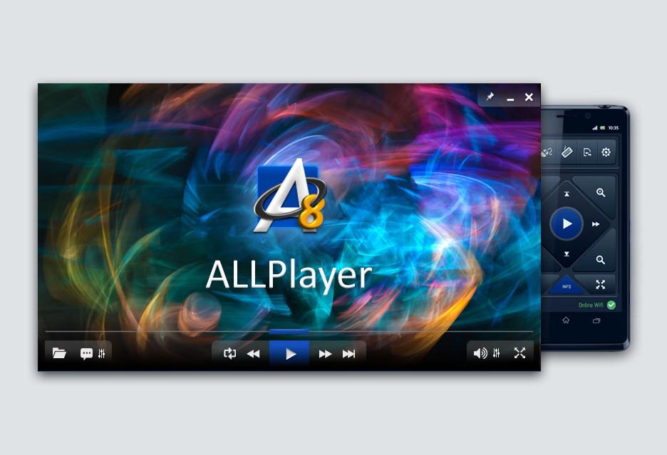 ALLPlayer 8.0 to nowy start - popularny odtwarzacz już do pobrania