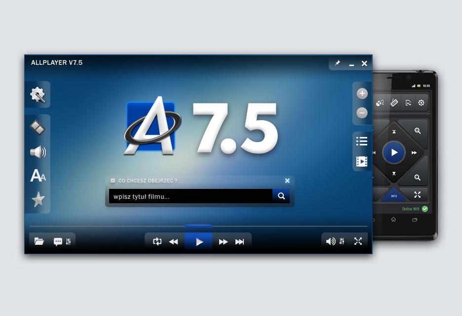 ALLPlayer 7.5 do pobrania - ulepszony odtwarzacz multimedialny