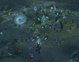 Dawn of War III - 45 minut z Eldarami
