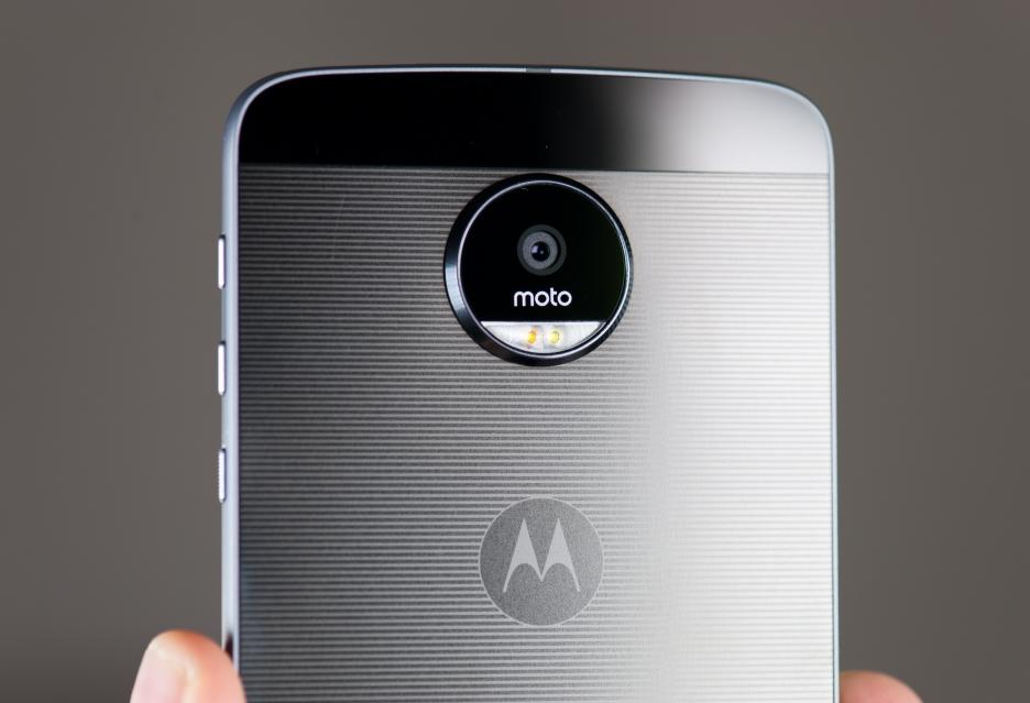 Lenovo Moto Z - modułowy smartfon może być dobry | zdjęcie 3