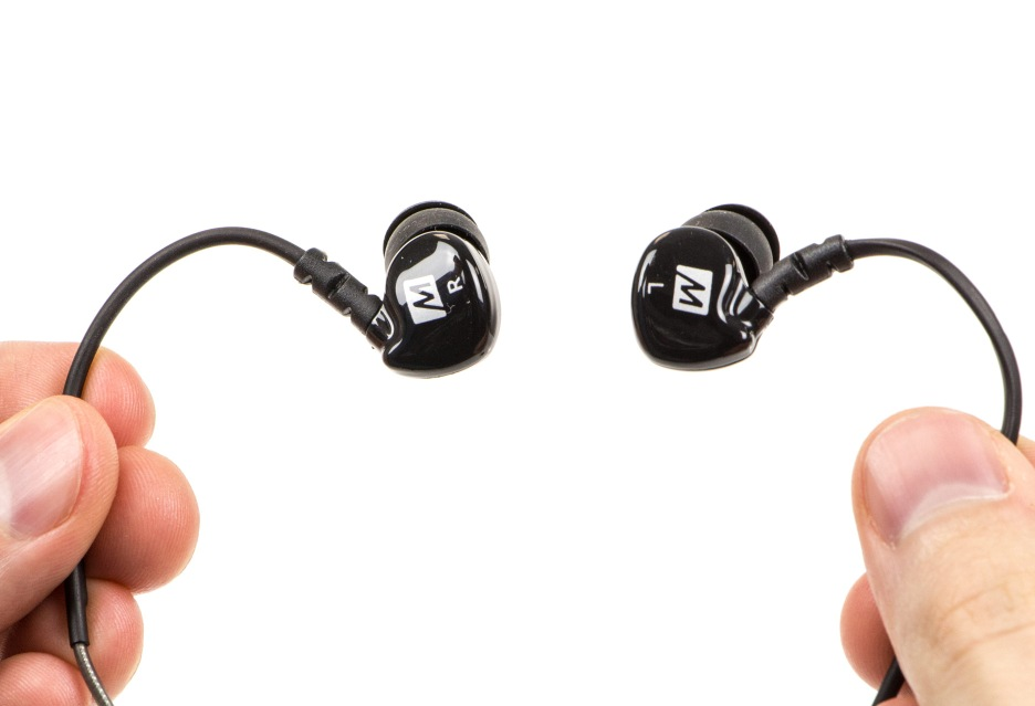 MEE audio M6P - dobre słuchawki dla aktywnych za rozsądną cenę | zdjęcie 1