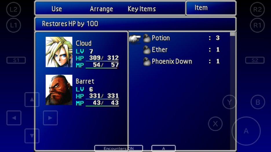 Final Fantasy VII na Androida - kolejny klasyk w kieszeni | zdjęcie 4